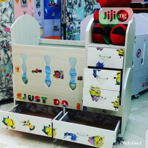 Baby Cot And Wardrobe   Children's Furniture for sale in Lagos State, Surulere