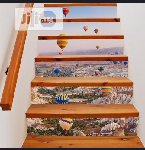 Modern Stair Risers