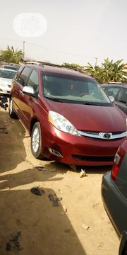 Toyota Sienna XLE 2008 Red | Cars for sale in Abuja (FCT) State, Nyanya