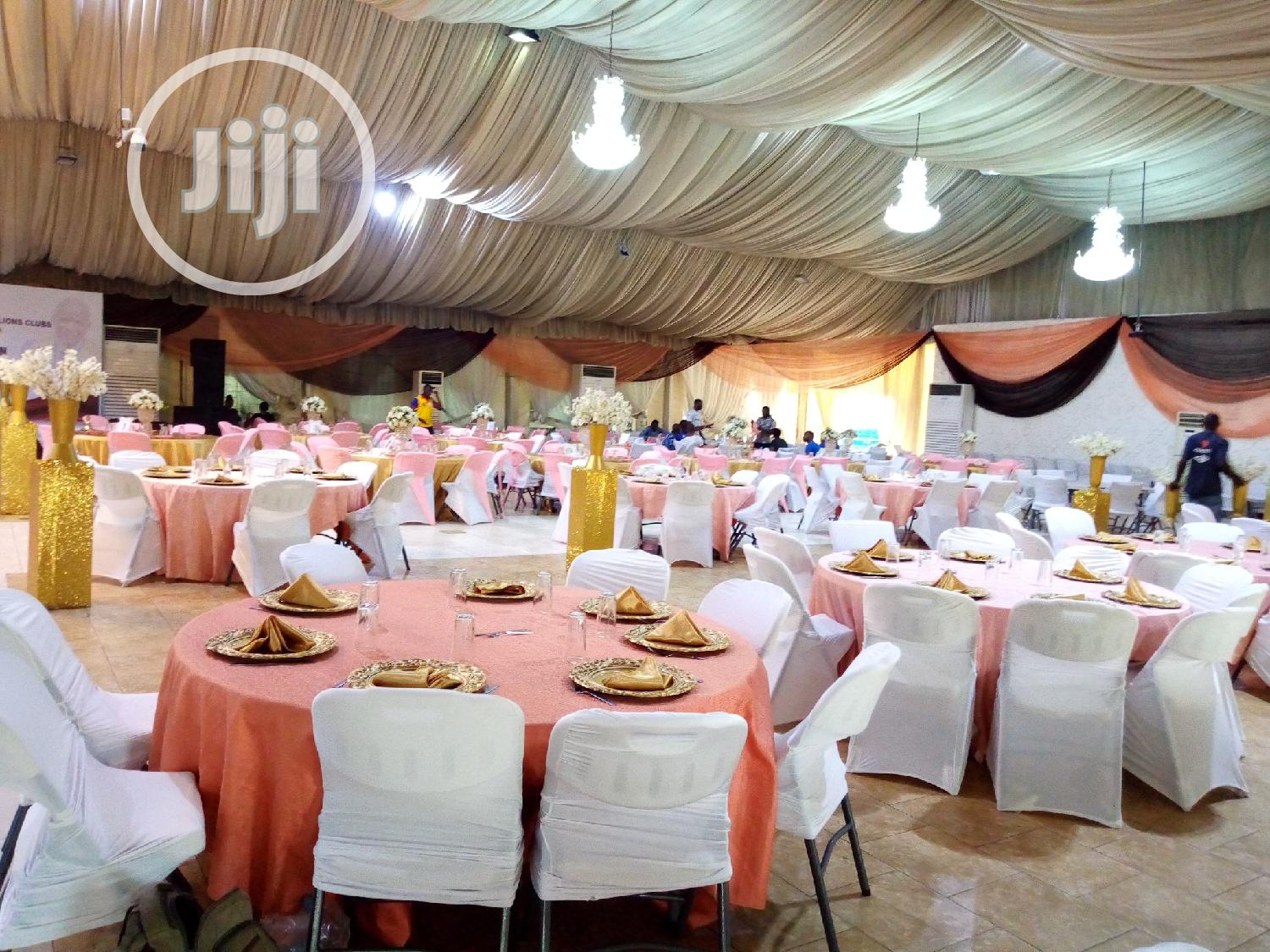 Decoration And Events Magement   Party, Catering & Event Services for sale in Ikeja, Lagos State, Nigeria