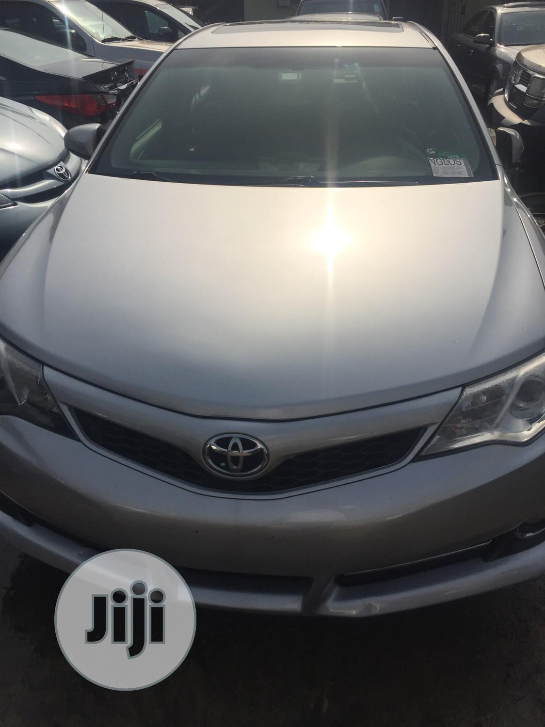 Toyota Camry 2012 Silver   Cars for sale in Ikeja, Lagos State, Nigeria