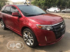 Ford Edge 2011 Red | Cars for sale in Lagos State, Amuwo-Odofin