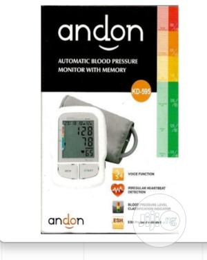 Andon Automatic Blood Pressure Monitor Machine   Medical Supplies & Equipment for sale in Lagos State, Mushin