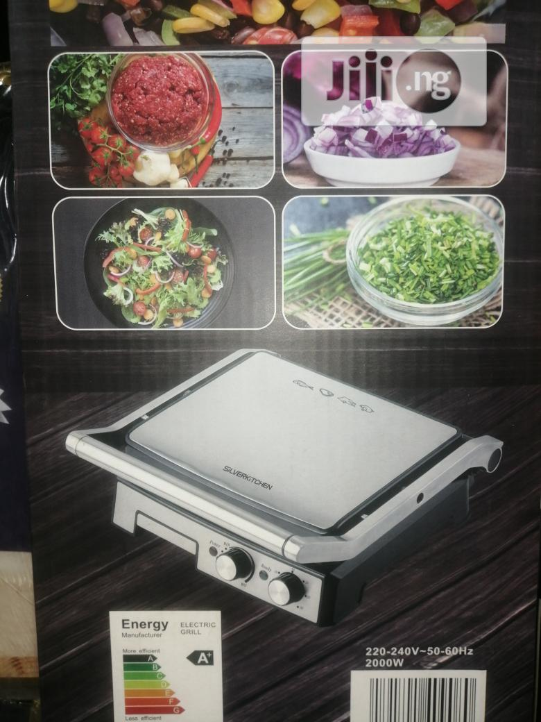 Archive: Shawarma Grill Toaster