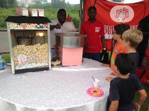 Kiddies Popcorn And Candy Floss Cotton Candy For Rent   Party, Catering & Event Services for sale in Lagos State, Ikoyi