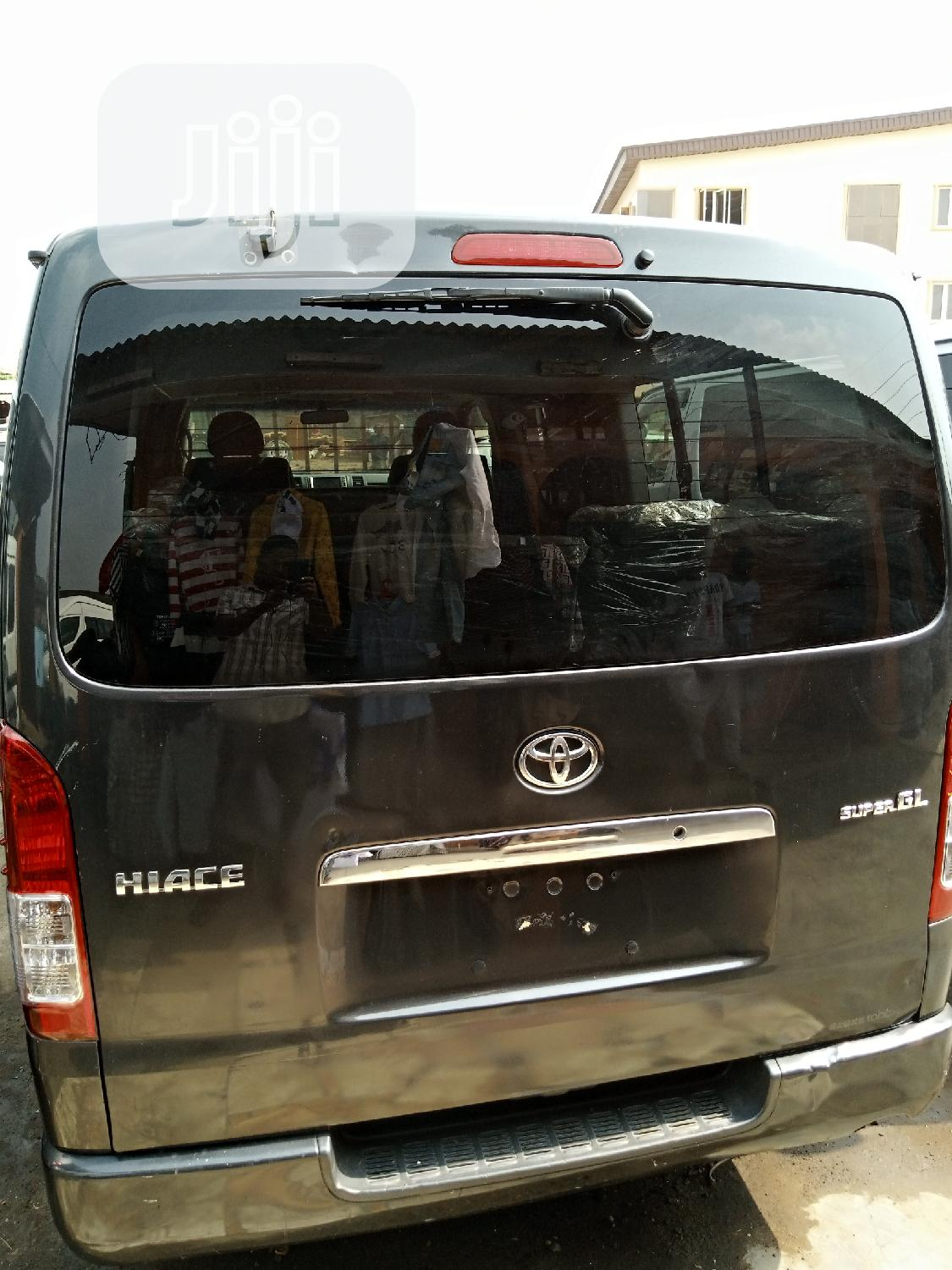 Tokunbo Toyota Hiace 2012 | Buses & Microbuses for sale in Isolo, Lagos State, Nigeria