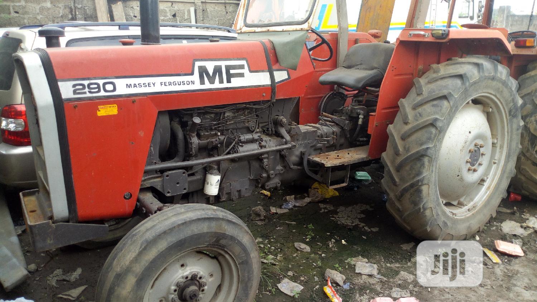 MF Ferguson 290 Tractor