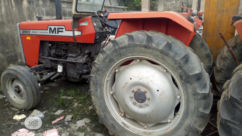 MF Ferguson 290 Tractor   Heavy Equipment for sale in Apapa, Lagos State, Nigeria