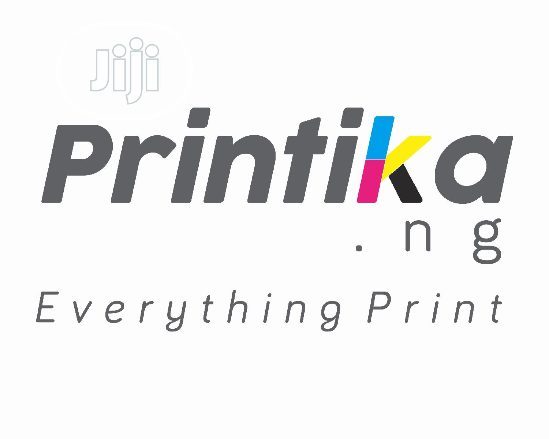 Archive: Printika Nigeria - Nigeria's No 1 Printing Company