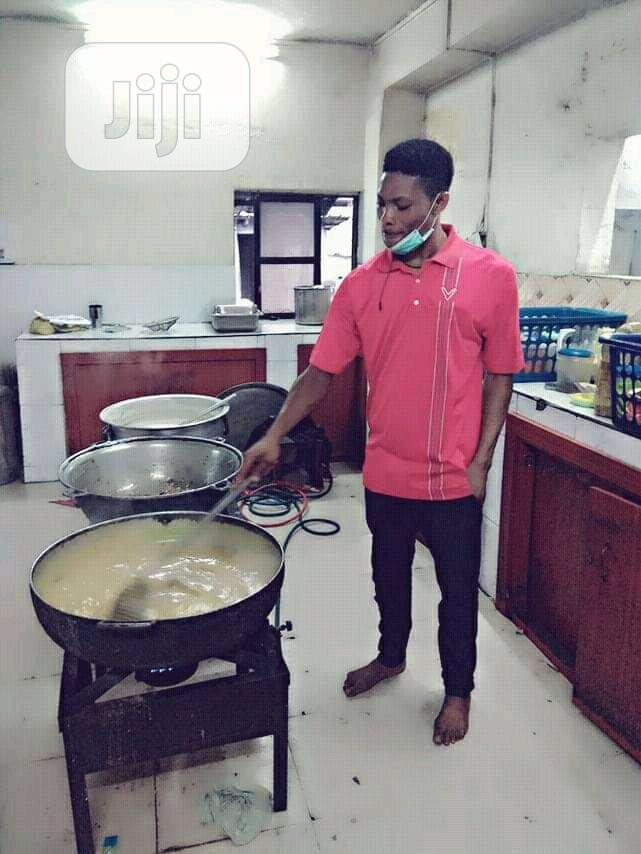 Good In Cooking India Dish And Nigeria Dish