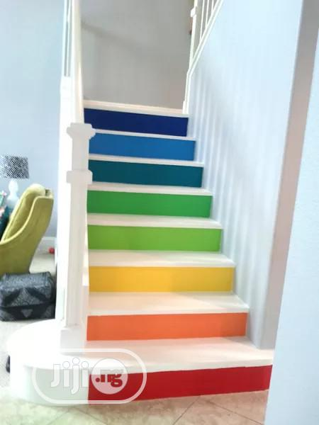 Beautify Your Stair Risers