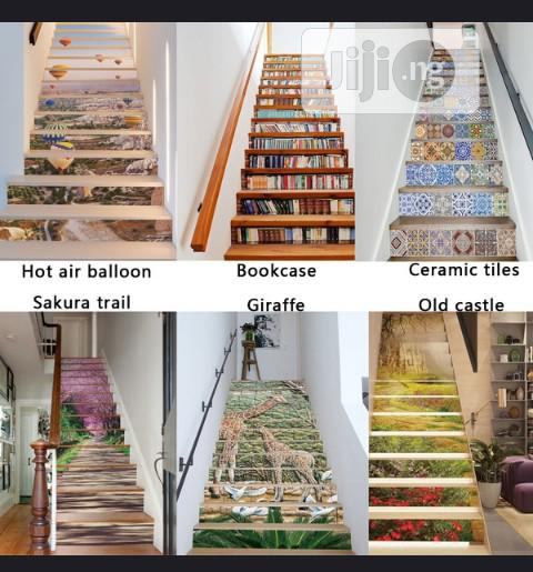 Beautify Your Stair Risers | Home Accessories for sale in Maitama, Abuja (FCT) State, Nigeria