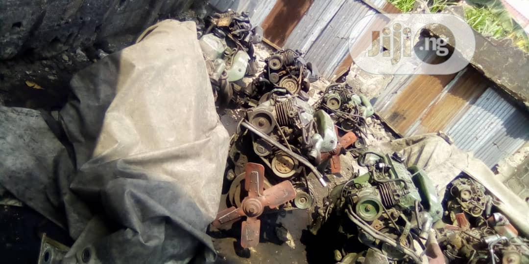 Man Diesel Engine And Parts For Sale