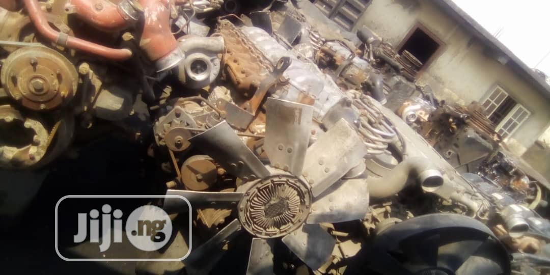 Man Diesel Engine And Parts For Sale   Vehicle Parts & Accessories for sale in Amuwo-Odofin, Lagos State, Nigeria