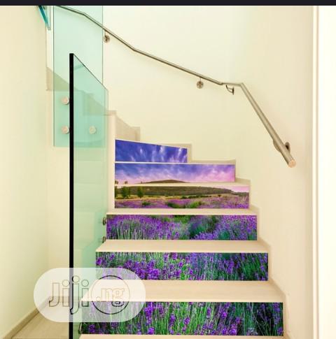 We Install Best Trending Stair Risers In Abuja