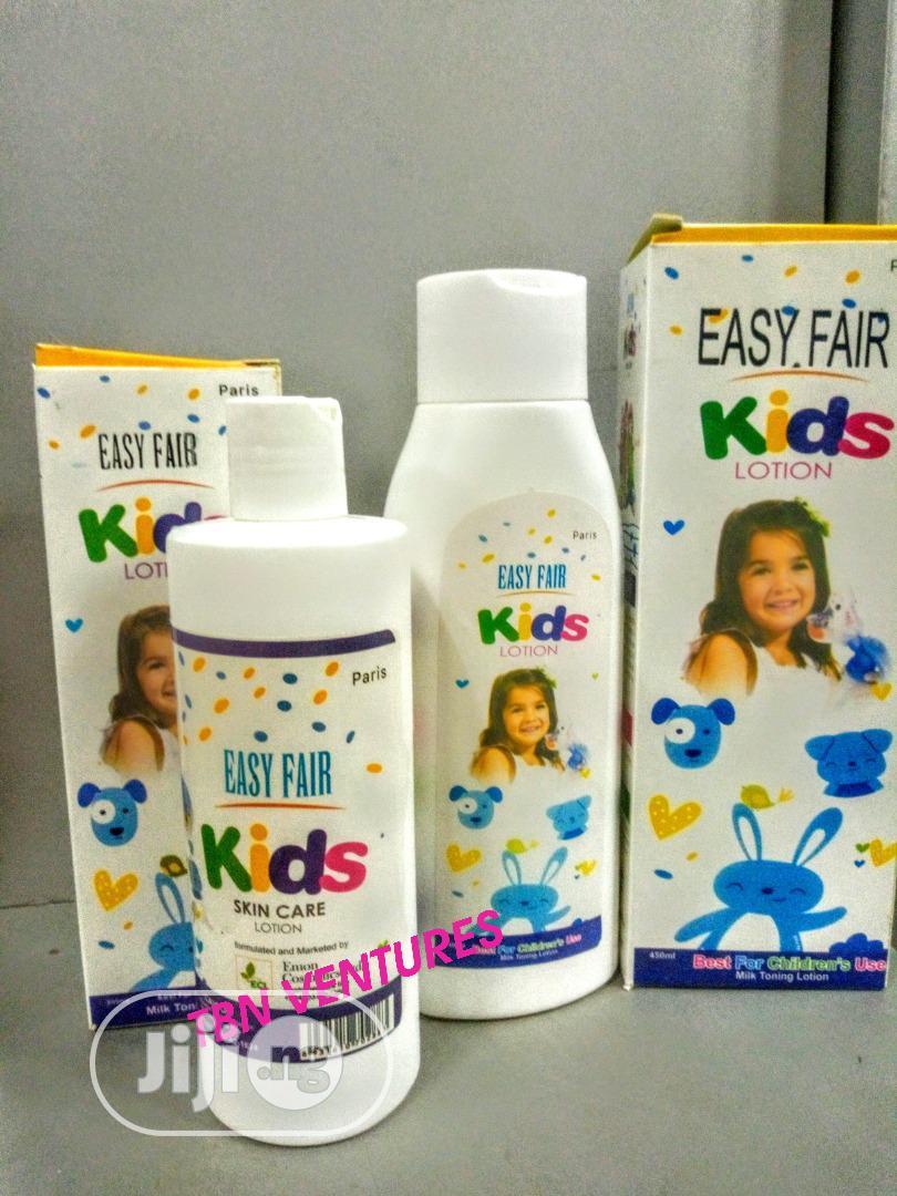 Kid & Teens Easy Fair Kid's Body Lotion