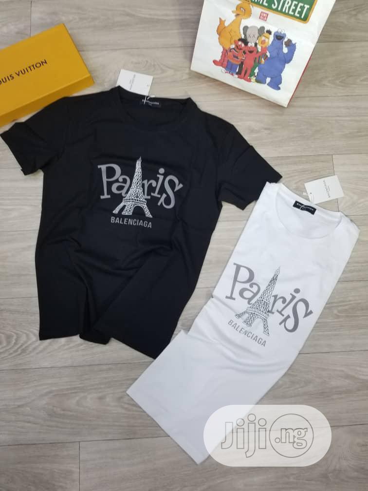 Original Balenciaga Men's Quality T-Shirts