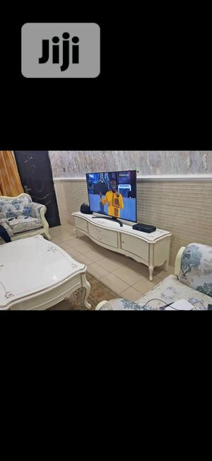 Brand New Imported Set Of Royal TV Stand With The Center Table. | Furniture for sale in Lagos State, Ojo