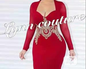 New Lynn Couture Fitted Gown | Clothing for sale in Lagos State, Ikeja