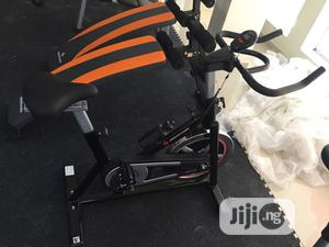 Brand New Imported American Fitness Spinning Bike 120kg User Weight | Sports Equipment for sale in Lagos State, Surulere