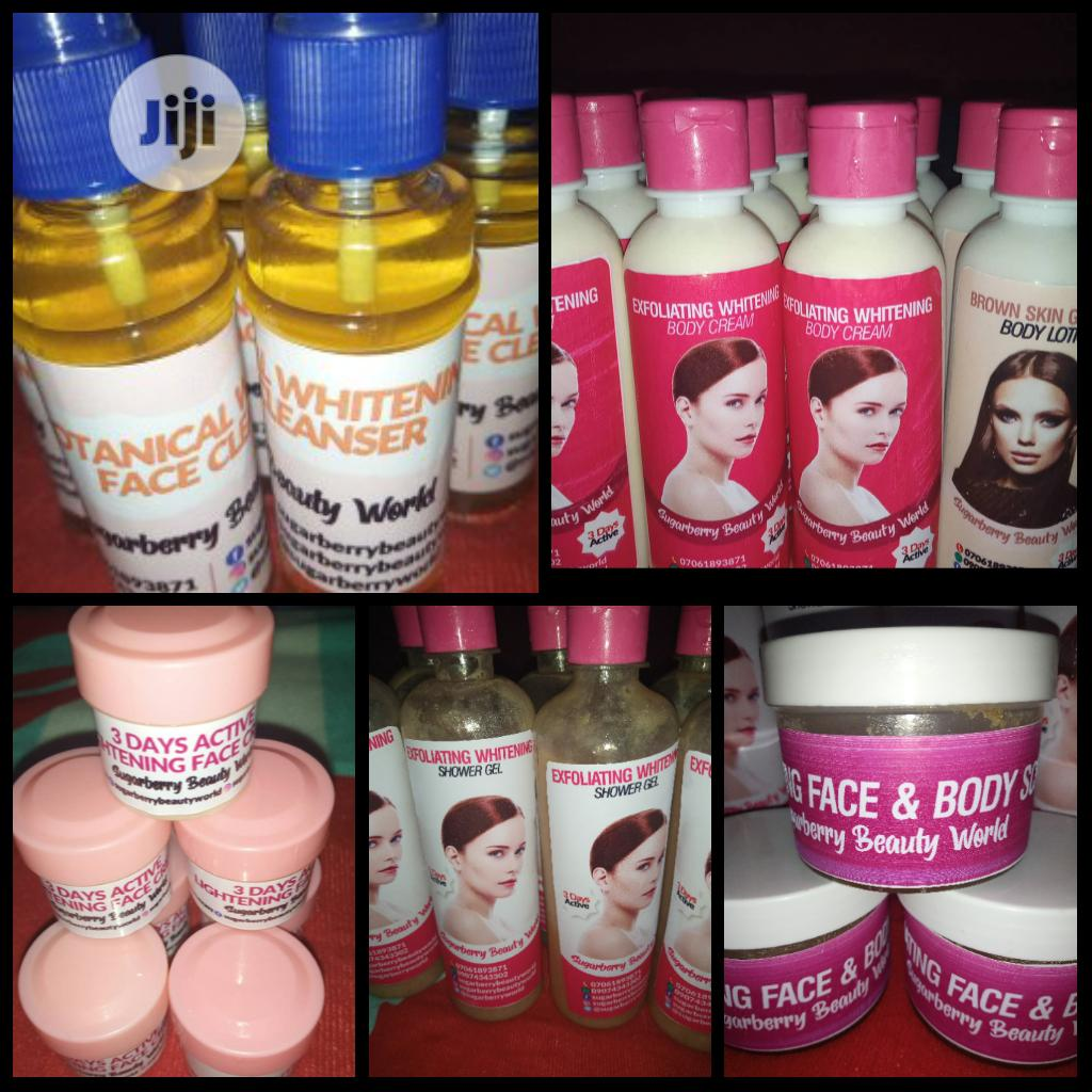 Natural Organic Beauty Glow Products