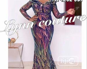 New Lynn Couture Dinner Gown | Clothing for sale in Lagos State, Ikeja