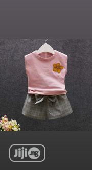Girls Top And Shorts.   Children's Clothing for sale in Lagos State, Ikorodu
