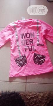 Girls Tee Shirt.   Children's Clothing for sale in Lagos State, Ikorodu