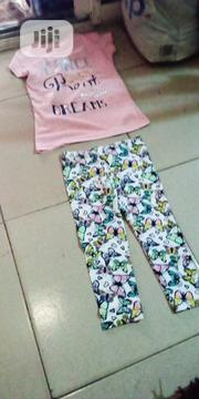 House Clothes: Girls Top and Leggings   Children's Clothing for sale in Lagos State, Ikorodu
