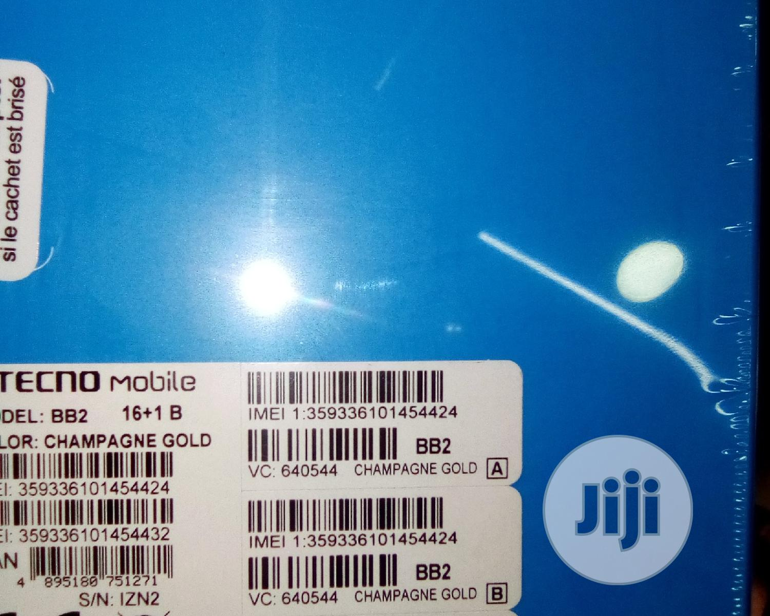 New Tecno P3 Gold | Mobile Phones for sale in Ikeja, Lagos State, Nigeria