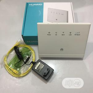 Huawei B315s-607 4G LTE Router for Glo 4G Other Networks | Networking Products for sale in Lagos State, Ikeja