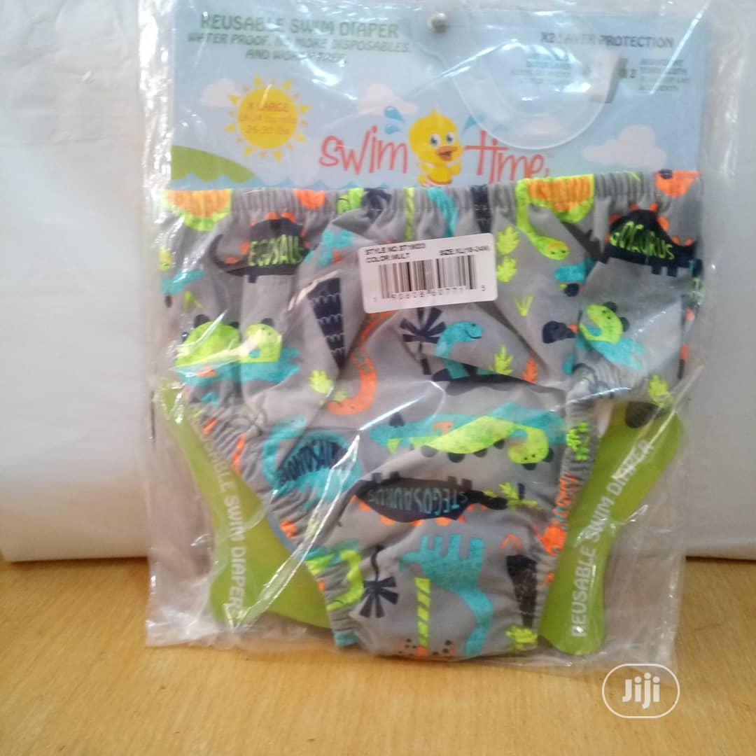 Reusable Absorbent Swim Diaper | Baby & Child Care for sale in Ikeja, Lagos State, Nigeria