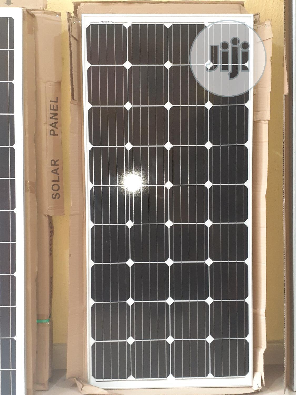 150watts Solar Panel Mono