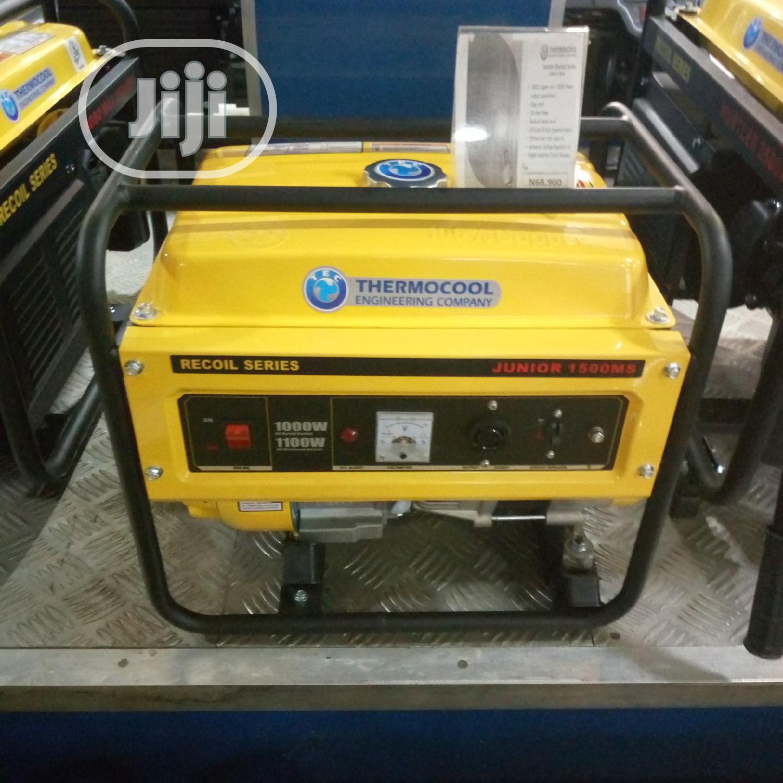 Haier Thermocool Generatot