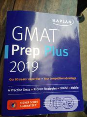 Kaplan GMAT Prep Plus 2019 | Books & Games for sale in Lagos State, Surulere