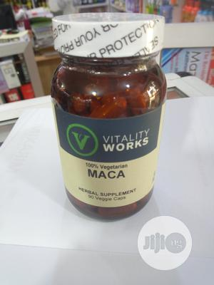 Maca Herbal Supplement. | Sexual Wellness for sale in Lagos State, Agege