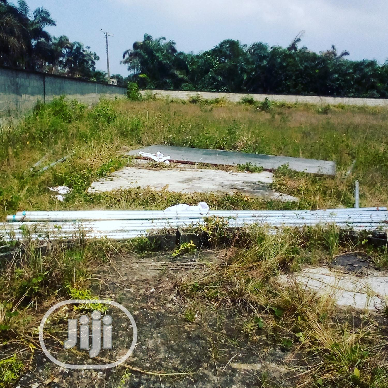 Dry Land for Sale in Ajah