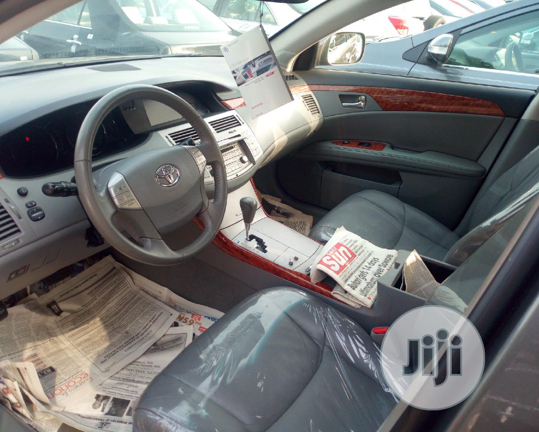 Toyota Avalon 2007 XLS Brown | Cars for sale in Amuwo-Odofin, Lagos State, Nigeria