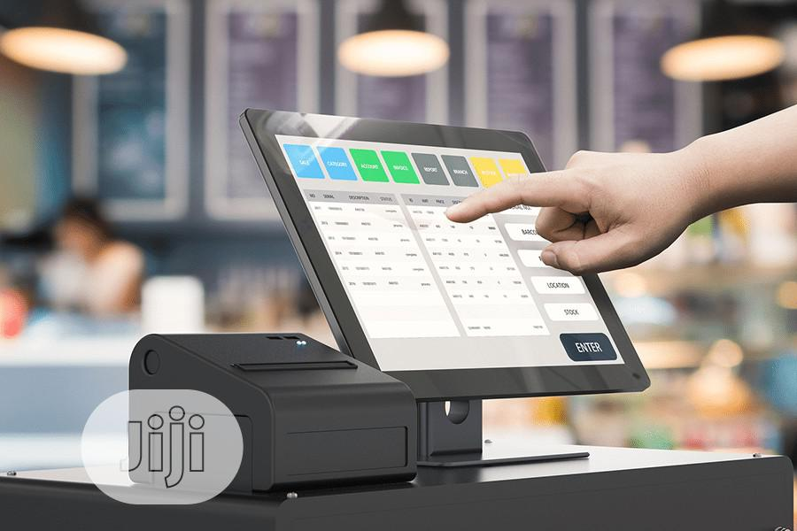 Point Of Sales POS Inventory Software, Systems, Installation | Store Equipment for sale in Lugbe District, Abuja (FCT) State, Nigeria