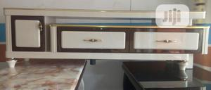 Luxury Marble Top TV Stand. | Furniture for sale in Lagos State, Ikeja