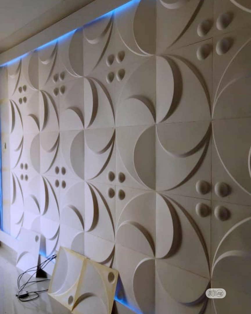 3D Wall Panels Design