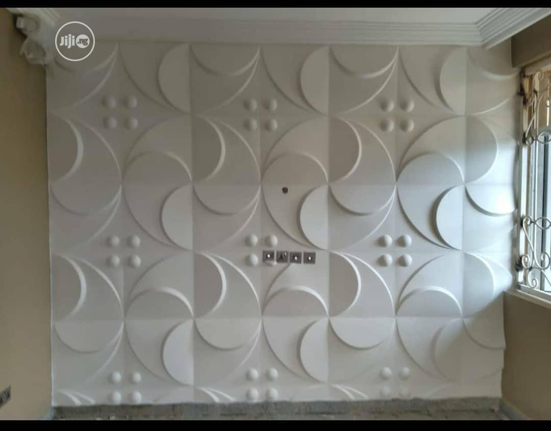 3D Wall Panels Design   Home Accessories for sale in Ikeja, Lagos State, Nigeria