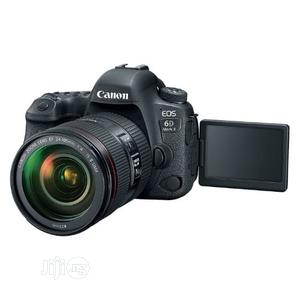 Canon EOS 6D Mark II Digital SLR Camera Body – Wi-Fi Enabled | Photo & Video Cameras for sale in Lagos State, Ikeja