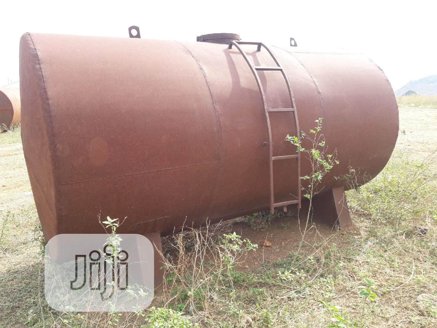 Archive: Tank For Sale