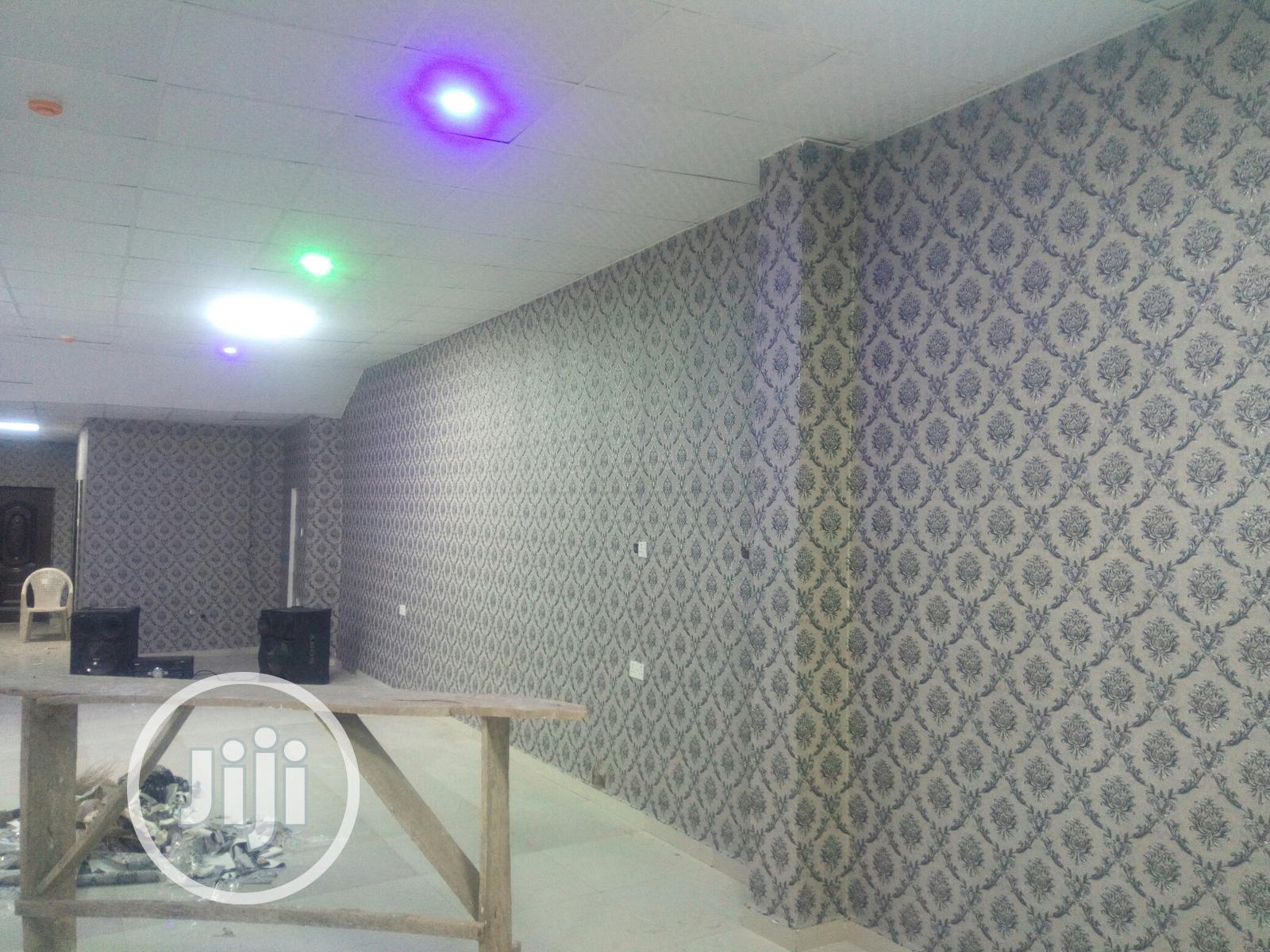 Wallpaper, 3D Wall Panel Installer