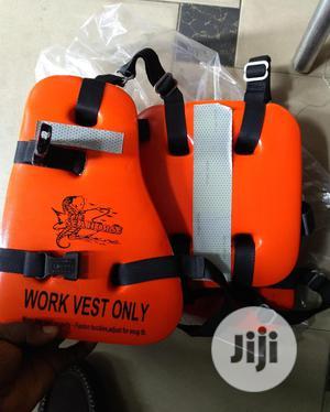 Marine Work Vest   Safetywear & Equipment for sale in Rivers State, Port-Harcourt