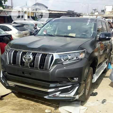 Complete Toyota Prado Upgrade Kit 2020