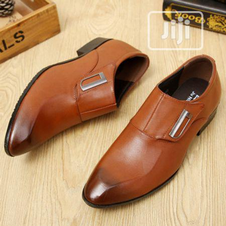Brown Leather Shoe | Shoes for sale in Ibadan, Oyo State, Nigeria