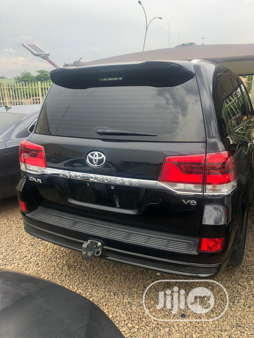 New Toyota Land Cruiser 2019 Black | Cars for sale in Maitama, Abuja (FCT) State, Nigeria