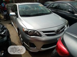 Toyota Corolla 2013 Silver   Cars for sale in Lagos State, Apapa